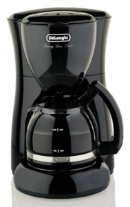 delonghi 4 cup coffee maker